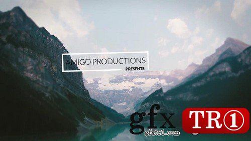 AEģ�� ��Ӱý������Ԥ�濪����ά�Ӳ�ͼ�Ļõ�Ƭ Cinematic Parallax Media Opener