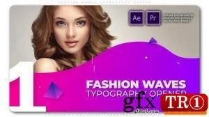 Fashion Waves印刷开瓶器PR模板 25566356