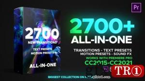 2700+过渡V12 22834323-Premiere Pro模板