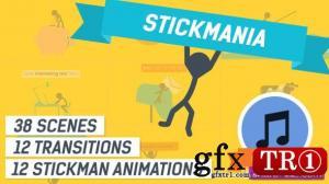 解释器视频Stickmania 6554170