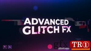 高级故障扰乱FX特效Advanced Glitch FX 24196242