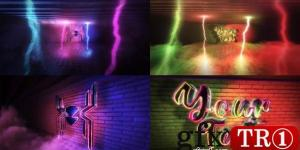 Super Neon Logo 29662971
