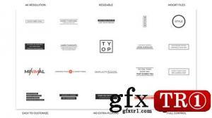 CG天下 AE模板 字幕标题排版动画包 22377096