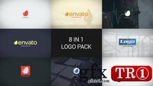 CG天下 AE模板  logo标志演绎包 22041422