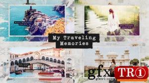 旅行回忆/旅途相册/家人和朋友/冒险幻灯片24759089