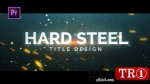 CG天下 pr模板 三维空间电影预告3D字幕标题 22598627
