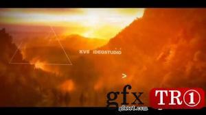 电影预告宣传视差图文幻灯片Cinematic Parallax Opener  -  085224885