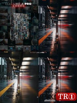Edit Like A PRO 61th - Photoshop & Lightroom