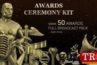 颁奖典礼庆典三维场景e3dv2道具元素包Award Ceremony Kit 23682306