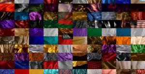 128个BusyBoxx V19 - Flowing Fabric  4k流动织物背景素材包