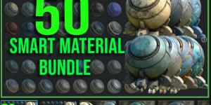50 High Quality Metal Smart Material Bundle50优质金属智能材料包