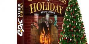 圣诞节和假日声音效果库 Christmas & Holiday Sound Effects Library - Epic Stock Media