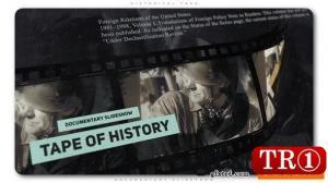 历史磁带纪录片幻灯片23192599