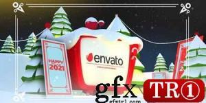 圣诞电视频道标志29741091
