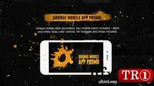 CG天下 AE模板  手机app应用程序推广介绍 13310779