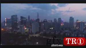 黄昏的深圳 899278