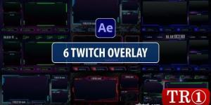 Twitch Overlay Stream | After Effects 28995920