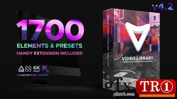 1700+视频预设包 Video Presets Package v4.2 21390377