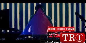 Digital Glitch Promo 8796276