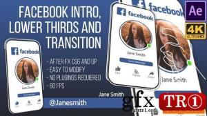 Facebook介绍和Lowerthird(AfterFX)25460563