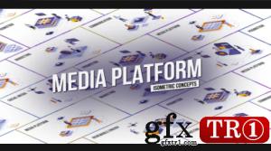 媒体平台-等距概念822367
