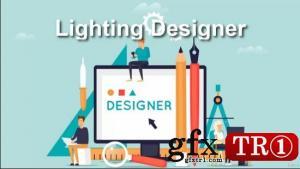 Udemy–照明设计师的基本Photoshop