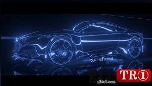 霓虹灯车标开启器Neon Car Logo Opener  970583