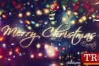 圣诞快乐金色粒子开场21027628