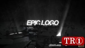 AE模板 史诗电影预告logo标志揭幕战 20092147
