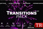 AE模板 企业公司宣传无缝衔接转场过渡视频转场过渡v4.0 20139771