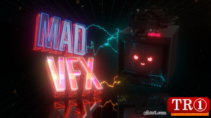 After Effects中的MAD VFX(3周)  MAD VFX in After Effects (3 weeks)