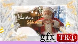 CG天下 PR模板 圣诞节图文幻灯片展示 149332