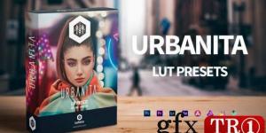 创意LUT预设-Urbanita