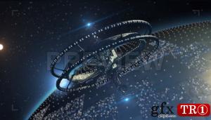 宇宙飞船靠近一颗外星行星761225