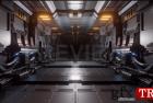 高科技科幻走廊循环824168