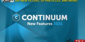 Boris FX Continuum Complete 2021 v14.0.1.602 (Adobe) Win