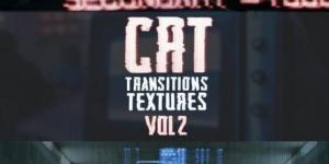 CRT Transitions + Texture Vol. 2 - Master Filmmaker
