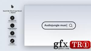 CG天下 AE模板 网络网站搜索引擎logo标志演绎  12071184