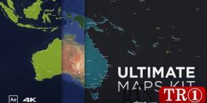 终极地图套件Ultimate Maps Kit 27148301