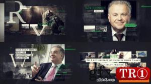 政治促销电视栏目包装14680886