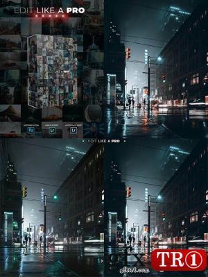 Edit Like A PRO 55th - Photoshop & Lightroom