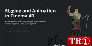 Rigging and Animation in Cinema 4D - Motion Design School