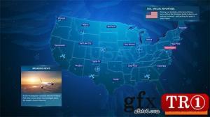 广播电视栏目地图包20206250