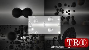 CG天下 AE模板  Element 3D v2有机元素logo标志演绎 18588814