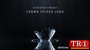 水溅logo标志演绎25706202
