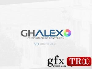 GHa(GHALEX) - 日光LUT调色预设  -  V3
