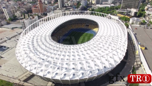 足球场俯瞰图946569