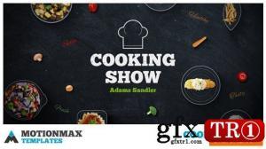 烹饪餐饮电视栏目节目包装19498604