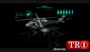 HUD-UI军用直升机354222