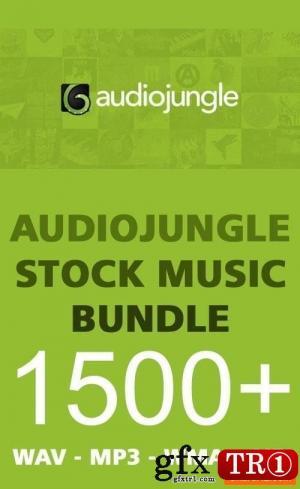1500+首AJ音乐合集包Stock Music Bundle Vol.2 2020 (Audiojungle) | 69 Gb